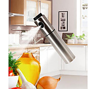 Stainless Steel Olive Mister Oil Spray Pump Fine Bottle Sprayer Pot Cooking Roast Bake Tools Dispenser Cookware Kitchen