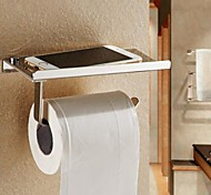 cheap -Toilet Paper Holder Contemporary Stainless Steel 1 pc - Hotel bath