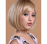 Women's Fashion Short BOB Hair Wig Scorpio Wig with Full Bang