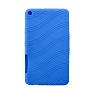 "Silicone Rubber Gel Skin Case Cover for Huawei MediaPad T1 T1-701u 7""Tablet(Assorted Colors)"