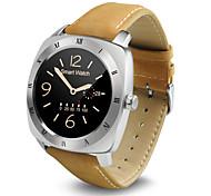 orologio dm88 intelligente, monitor della frequenza cardiaca / inseguitore di sonno / chiamate in vivavoce per iOS e Android smart phone
