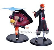 Аниме Фигурки Вдохновлен Наруто Naruto Uzumaki ПВХ 16 См Модель игрушки игрушки куклы