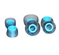 Недорогие -siilcone материал наушника подсказки для earhone (в ухе)