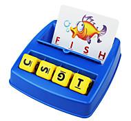 i bambini della prima infanzia corrispondenti lettere di collocazione guardare imparare l'inglese alfabeto giocattolo set