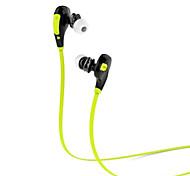 qy7 Спортивная одежда Bluetooth 4.1 стерео гарнитуру в ухо с микрофоном для смартфонов