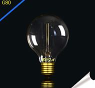 bofa g80 13ak 25w античный шарик пузыря из серебра edison (85v-265v)