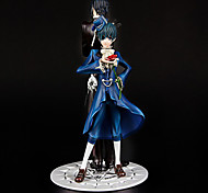 Anime Action Figures Inspired by Black Butler Sebastian Michaelis PVC 11 CM Model Toys Doll Toy