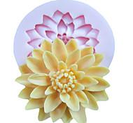 Molde Flor Para Bolo Para Biscoito Para Torta Silicone Ecológico Alta qualidade Bricolage