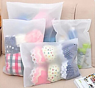cheap -Underwear Clothing Clothes Bag Baggage Sorting Translucent Bags 3 Pack