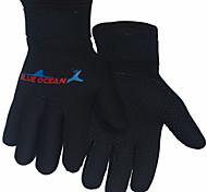 cheap -Diving Gloves Neoprene Full-finger Gloves Waterproof Thermal / Warm Diving Unisex