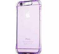 Недорогие -новая капля тонкой прозрачной оболочки телефонные звонки мигающие многоцветной для Iphone 6 / 6S / 6 плюс / 6с плюс