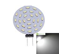 G4 LED Spotlight MR11 27 SMD 3014 300-380lm Warm White Cold White 3000-3500 6000-6500K Decorative DC 12 AC 12V