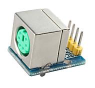 PS2 Interface Module PS2 Mouse Keyboard PS2 Device Module Socket