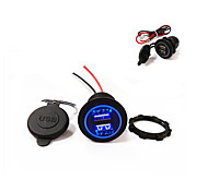 cheap -lossmann New! Dual USB Car Charger 5V 4.2A  The New Design!Waterproof!