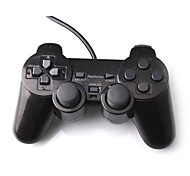 cheap -Dual Shock Controller for PS2 (Black)