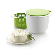 Microwave Plastic Healthy Cheese Maker For Making Fresh Cheese Packing