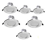 LED Downlights Recessed Retrofit 15 leds SMD 5630 Decorative Warm White Cold White 700lm 3000/6000K AC 85-265V