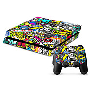 cheap -Bags, Cases and Skins For PS4 Novelty Bags, Cases and Skins Plastic unit