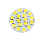 Недорогие -SENCART 5 Вт. 450-480 lm G4 Точечное LED освещение MR11 18 светодиоды SMD 5730 Диммируемая Тёплый белый Холодный белый Естественный белый