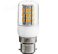cheap -5W E14 G9 B22 E26 LED Corn Lights T 42 leds SMD 5730 Warm White Cold White 450-500lm 6000K AC 100-240 AC 12V