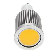 gu10 led spotlight mr16 1 cob 850lm теплый белый холодный белый 3000-3500k, 6000-6500k декоративный ac 85-265v