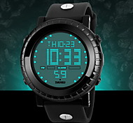 SKMEI® Men's Big LCD Screen Digital Sports Watch Wrist Watch Fashion Cool Watch Unique Watch