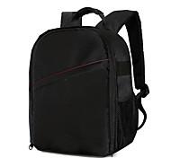 Черный-Сумки-Рюкзак-Водонепроницаемый / Защита от пыли-SLR- дляУниверсальный