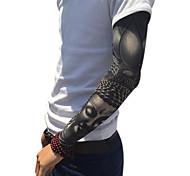 моды спорта велосипеда задействуя руки рукава покрывают кожу упругой защиты от солнца повязку (2 шт)