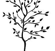 Wall Stickers Home Decor Tree Wall Sticker Home Decoration Living Room Background Tv Sofa Stickers
