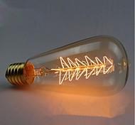 cheap -E27 AC220-240V 40W Incandescent Light Bulbs Lighting Antique Edison Bulb Tree