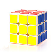 Недорогие -Кубик рубик YONG JUN 3*3*3 Спидкуб Кубики-головоломки головоломка Куб профессиональный уровень Скорость Соревнование Квадратный Новый год