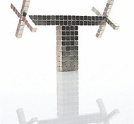 Недорогие -Магнитные игрушки 216 Куски 4 М.М. Магнитные игрушки Конструкторы Неодимовый магнит Исполнительные игрушки головоломка Куб Для получения