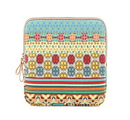 cheap -For Shockproof Case Pochette Case Geometric Pattern Soft Textile iPad Air