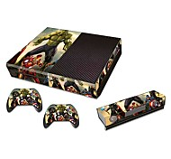 cheap -Xbox One Console Protective Sticker Cover Skin Controller Skin Sticker