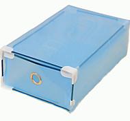 Недорогие -Коробки для хранения Единицы хранения Органайзеры для украшений с Особенность является С крышкой , Для Туфли Бельё