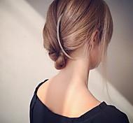 Женский Сплав металлов Заставка-Особые случаи На каждый день на открытом воздухе Гребни Заколки для волос Шпилька 1 шт.