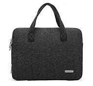 "cheap -13.3"" 14.1"" 15.6""Woolen British Style Laptop Bag Notebook Computer Bags For Macbook/Dell/HP/Sony/Surface,etc"