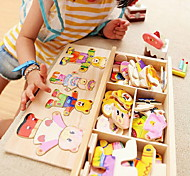Giochi Legno For Giocattoli 1-3 anni Bambino