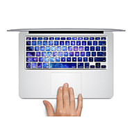 "Keyboard sticker Wood Univers Laptop Decal for MacBook Air 13"" MacBook Pro Retina 13'/15"" MacBook Pro15"" MacBook Pro 17"