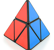 cheap -Rubik's Cube Shengshou Pyramid 2*2*2 Smooth Speed Cube Magic Cube Puzzle Cube Professional Level Speed Competition Tower Gift Classic &