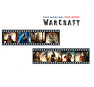 Big Size New Movie People Design World Of Warcraft Wall Stickers DIY Fashion Living Room Bedroom Wall Decals