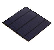 3w 12v домашнее животное ламинированная поликристаллического кремния панели солнечных батарей солнечной для поделок (sw3012)