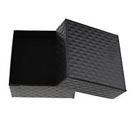 Недорогие -Коробки для бижутерии Бумага Черный