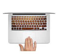 "Keyboard sticker Laptop Decal for MacBook Air 13"" MacBook Pro Retina 13'/15"" MacBook Pro15"" MacBook Pro 17"