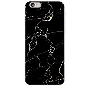cheap -Case For Apple iPhone 8 iPhone 8 Plus iPhone 6 iPhone 6 Plus Shockproof Back Cover Marble Soft TPU for iPhone 8 Plus iPhone 8 iPhone 6s