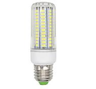 Недорогие -1080 lm E14 G9 GU10 E26/E27 B22 LED лампы типа Корн T 105 светодиоды SMD 5736 Декоративная Тёплый белый Холодный белый AC 110-130 В AC