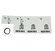 Недорогие -Товар для фокусов Магические трюки Игрушки Веселье Бумага Детские Куски