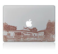 Old Mansion Decorative Skin Sticker for MacBook Air/Pro/Pro with Retina