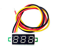 cheap -0.28 Inch Mini LED DC2.5-30V Volt Voltage Meter Display Digital Voltmeter