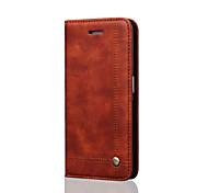 cheap -luxury Ultra Slim Genuine Leather Flip Case for Samsung Galaxy S7 edge S7